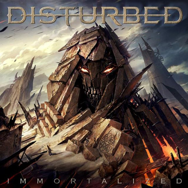 Disturbed 'Immortalized'