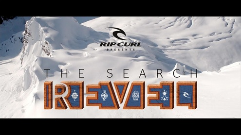 Rip Curl present 'The Search – Revel' backcountry movie teaser