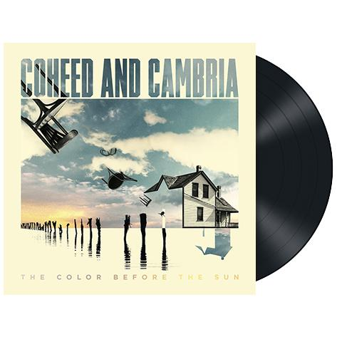 Coheed And Cambria 'The Color Before The Sun'