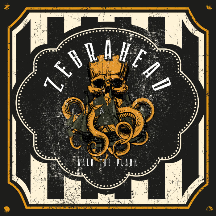 Zebrahead 'Walk The Plank'