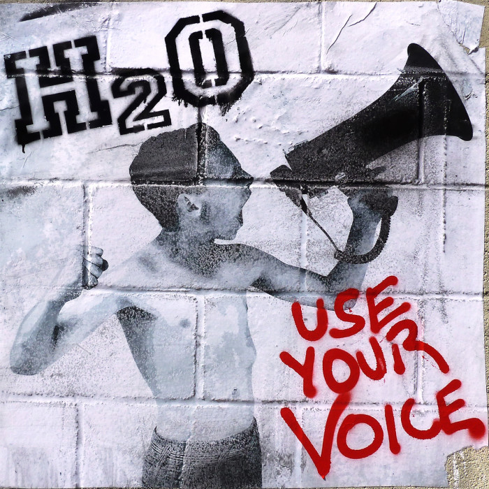 H2O 'Use Your Voice'