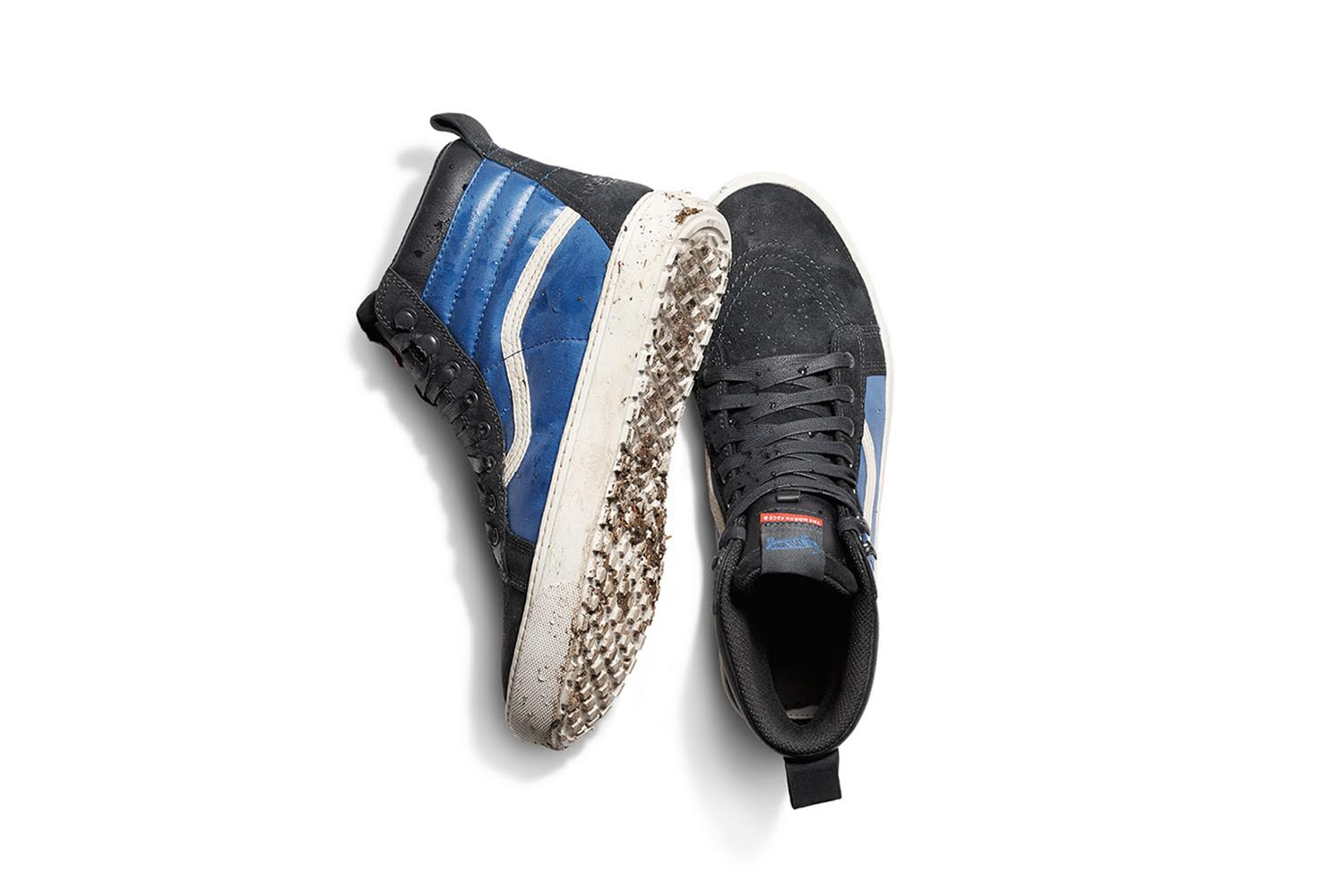 c2dbb8f4662d05 The Vault by Vans x The North Face Collection releases globally at the  following retailers  US  The Vans DQM General