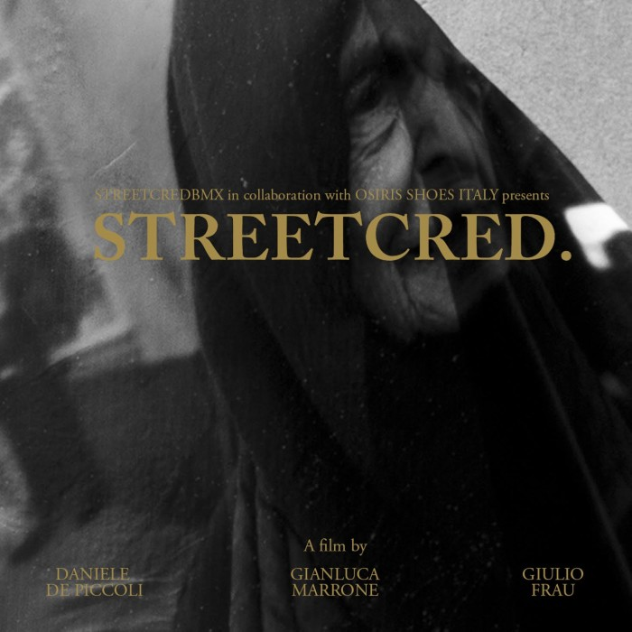 Osiris Shoes Italy: 'Streetcred' – the movie