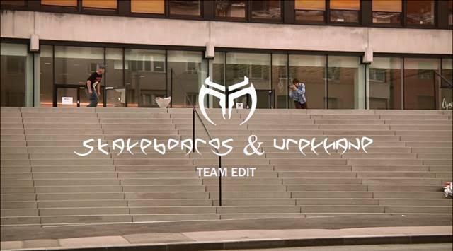 Muckefuck skateboards & urethane team edit