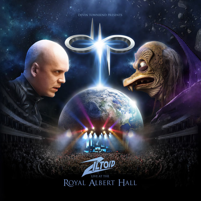 Devin Townsend 'Devin Townsend Presents: Zeltoid Live At Albert Royal Hall'