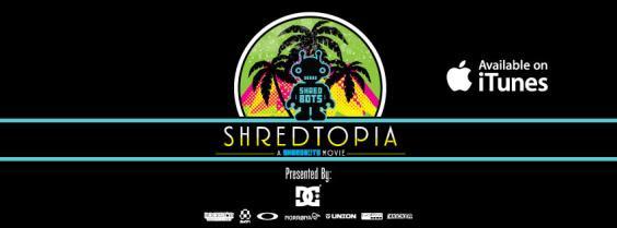 DC Snowboarding presenta 'Shredtopia'