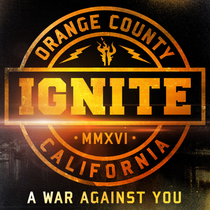 Ignite – 'Nothing Can Stop Me' (Album Track)