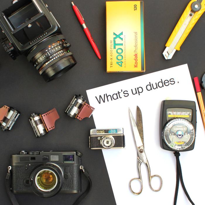 What's Up Dudes – Photo Exhibition @ Flame Shop Casteo – 6 Dicembre