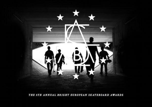 Bright European Skateboard Awards – Vote Now!