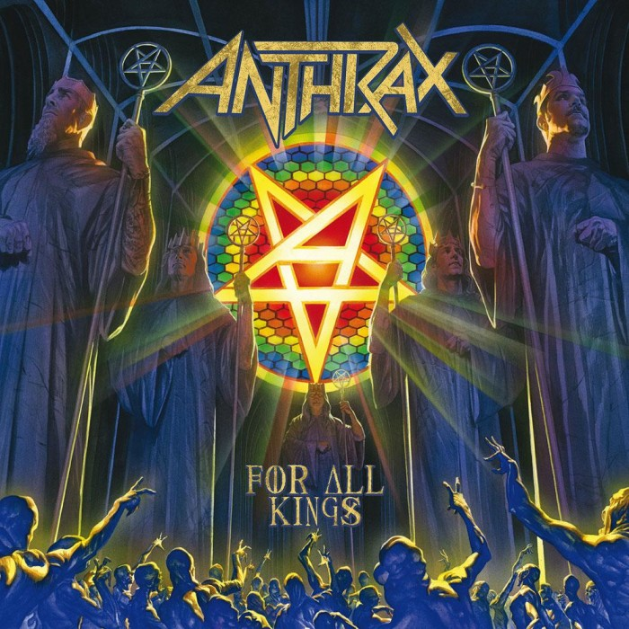 Anthrax 'For All Kings'