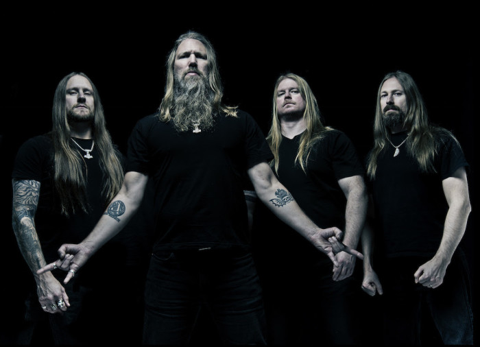 Gli Amon Amarth svelano i dettagli del nuovo album 'Jomsviking'