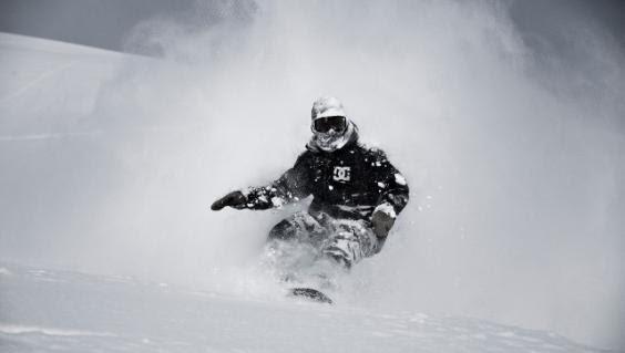 DC Snowboarding a Méribel per la French Week