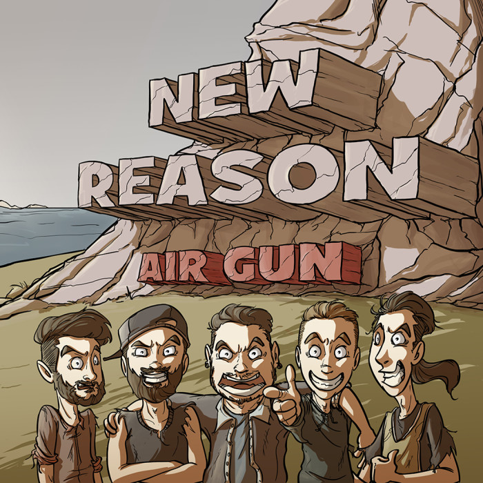 New Reason 'Air Gun'