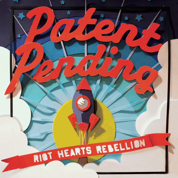 Patent Pending 'Riots Hearts Rebellion'