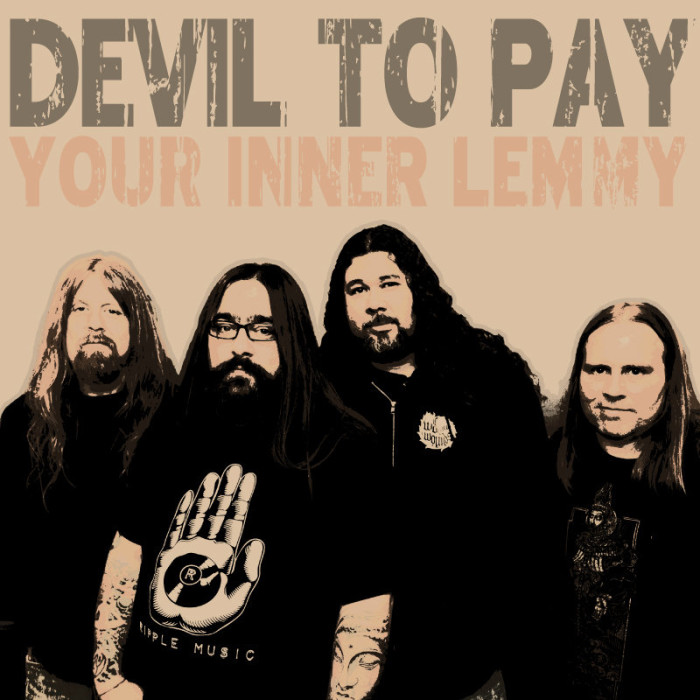 Devil To Pay release new song 'Your Inner Lemmy' in tribute to Motörhead legend | Download it for free via Ripple Music