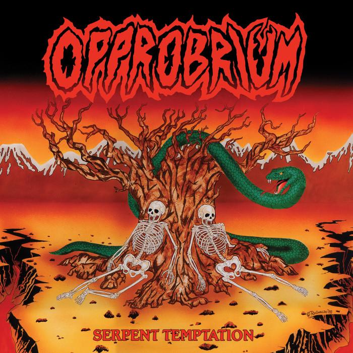 Opprobrium 'Serpent Temptation'