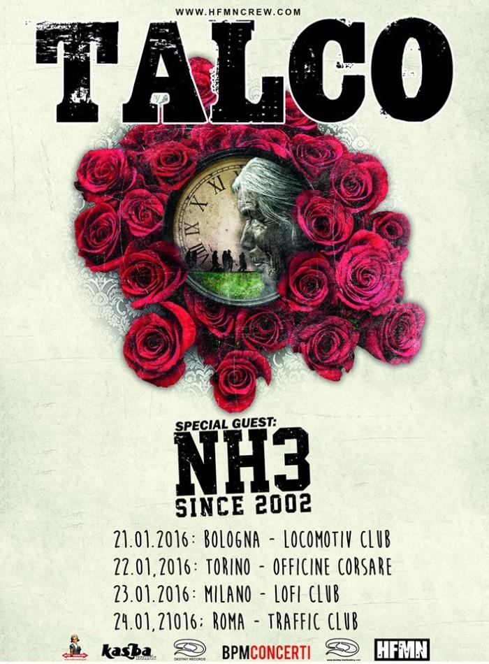 Talco italian shows + disco nuovo links