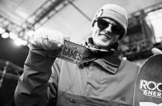 Mons Roisland medaglia di bronzo agli X Games