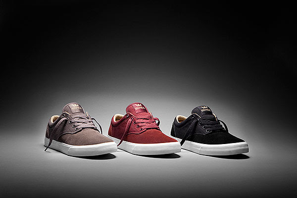 Supra Footwear announces release of Chino in three signature colorways