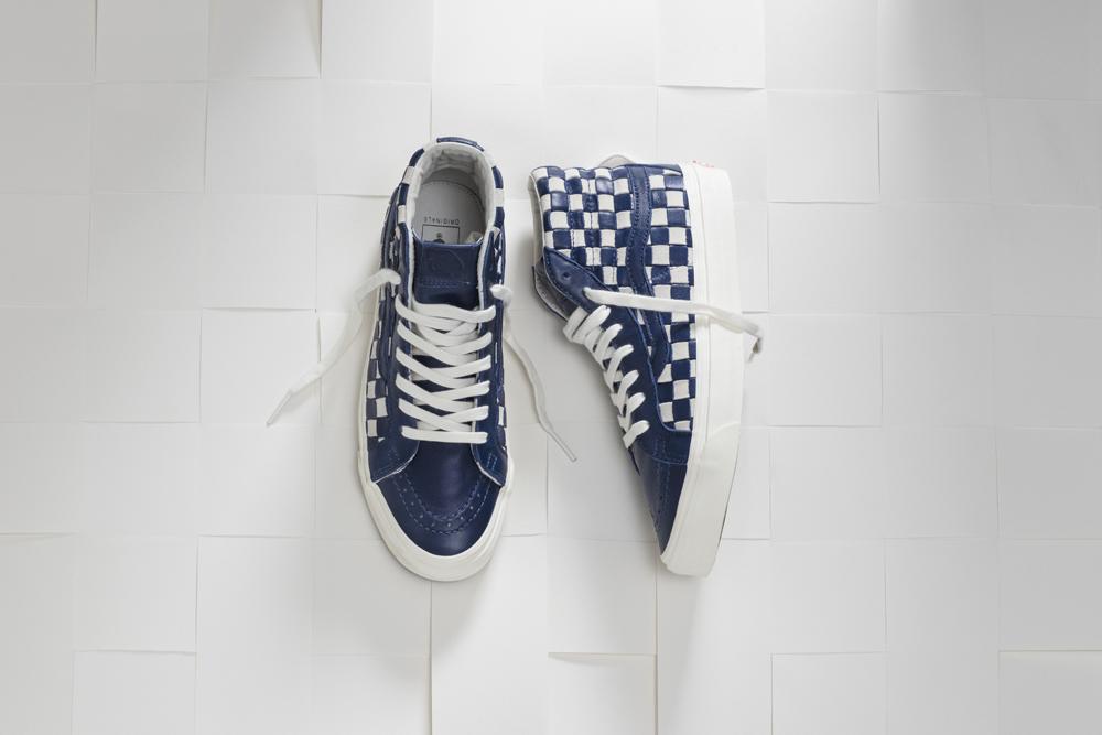 Vault by Vans reinterpreta il classico motivo Checkerboard
