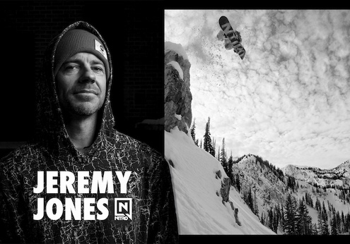 Nitro have added Jeremy Jones to their family