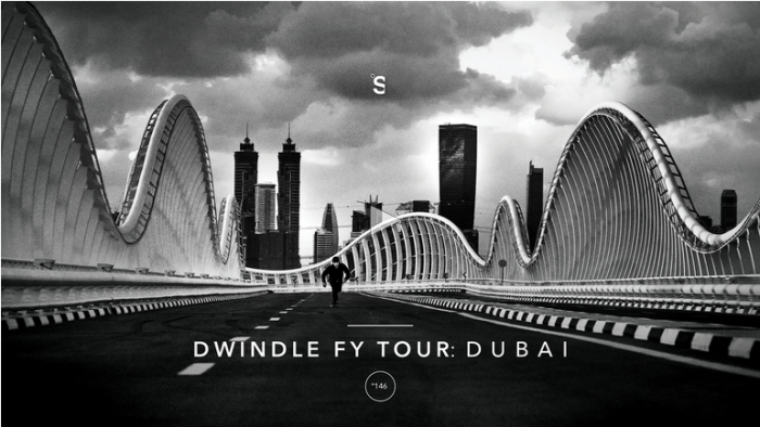 Dwindle in Dubai Live on TheSkateboardMag.com and The Berrics