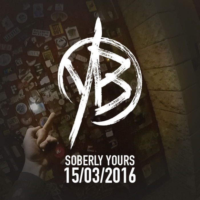 Young Blood x 'Soberly Yours' exclusive videopremiere 15 marzo