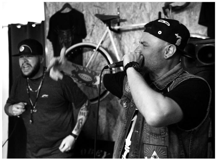 Nex Cassel & Big Mike @ Charleston Clothing Division instore (Dolo/Ve) – photorecap