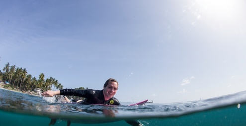 Reef welcomes new irish ambassador Conor Maguire