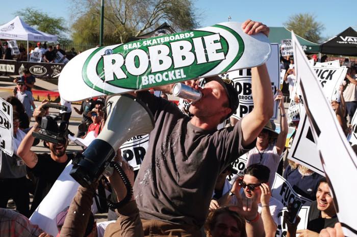 C1rca new pro – Robbie Brockel