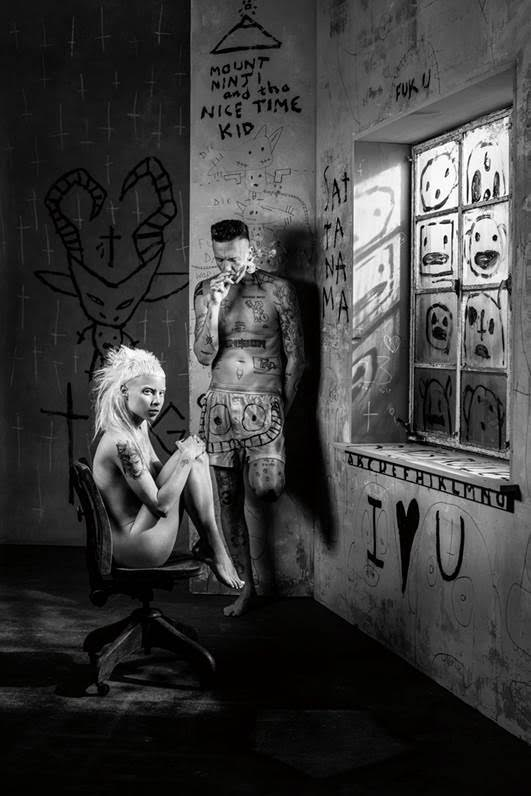 Die Antwoord – Song #2 'Bum Bum' – New track