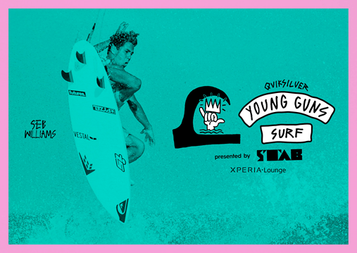Quiksilver Young Guns Surf: parte il nuovo format del King of the Groms