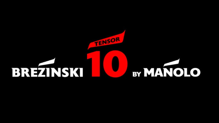 Brezinski Tensor 10 by Manolo