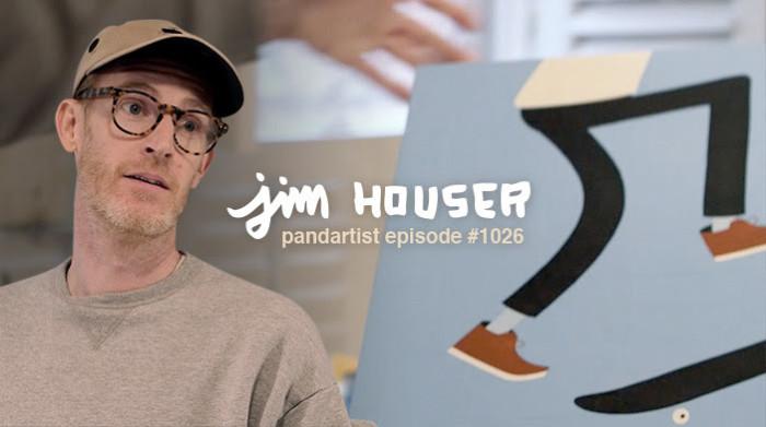 new pandartist series with Jim Houser