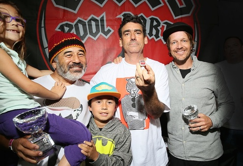 12th annual Vans Pool Party results & photos