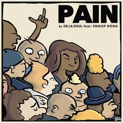 De La Soul – ascolta il nuovo singolo 'Pain' feat Snoop Dogg
