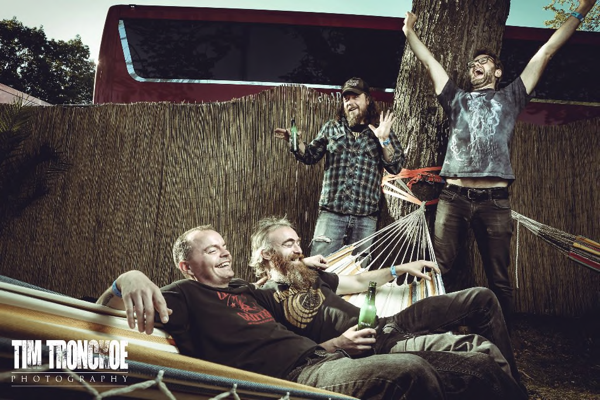 Red Fang announce European tour with Torche