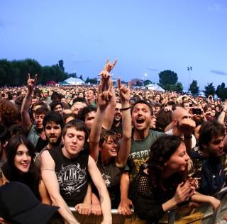 Punk Rock Rummer Nationals: The Offspring + Pennywise @ Park Rock Fiera, Rimini – photorecap