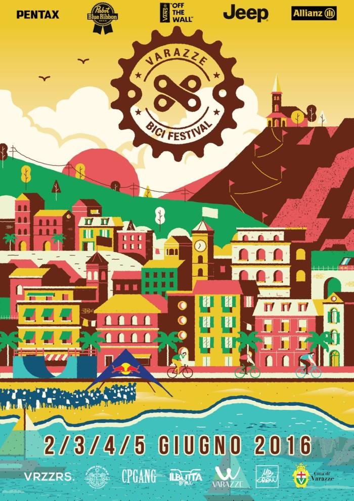 Varazze Bici Festival 2-3-4-5 Giugno 2016