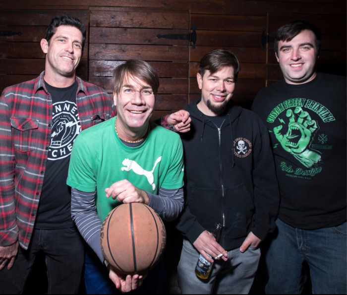 GUTTERMOUTH STREAM NEW TRACK 'A PUNK ROCK TALE OF WOE'