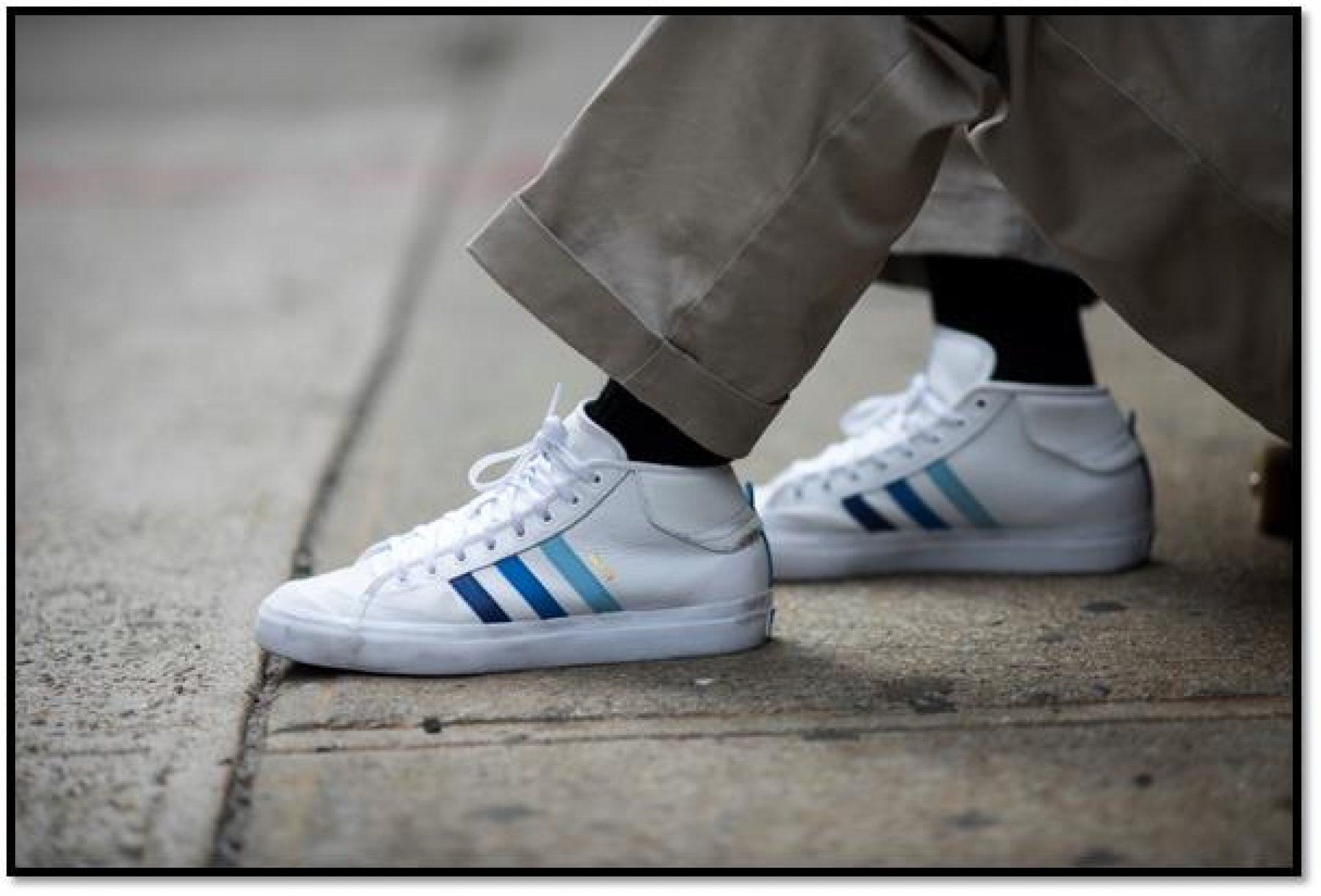 Adidas * Na kel Smith Matchcourt Mid | Salad Days Magazine