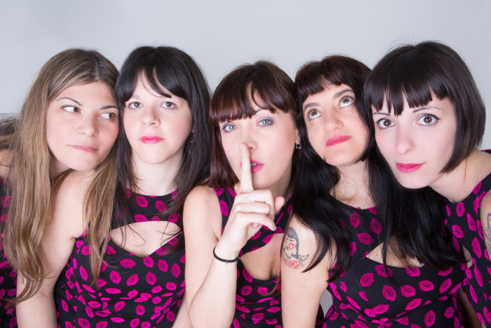 Online 'Pazzo', il nuovo video della band toscana tutta al femminile: The Cleopatras!