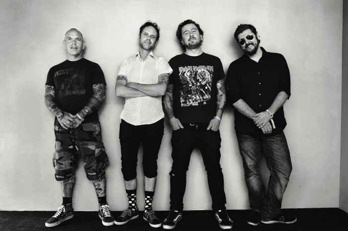The Bouncing Souls premiere new track 'Writing On The Wall'