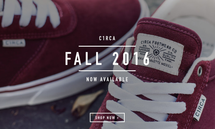 C1RCA FALL 2016 | SHOP THE NEW COLLECTION NOW!