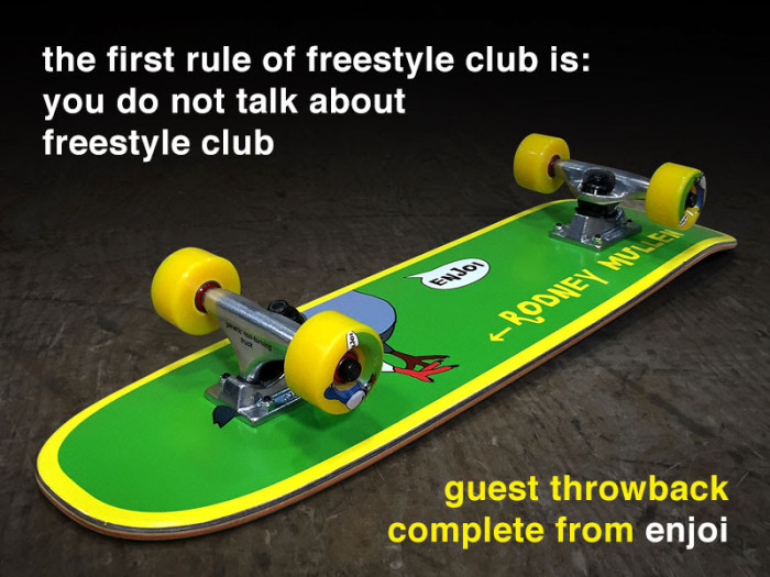 enjoi rules will be rules