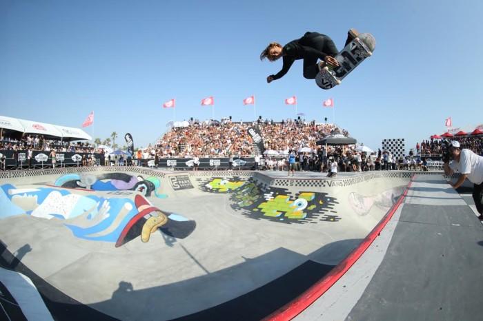 vans skatepark series