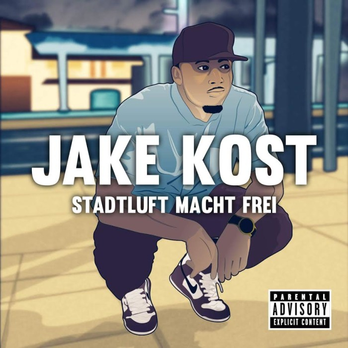Jake Kost – 'The Kost Of The Reked Supras' ft Supastition & Reks