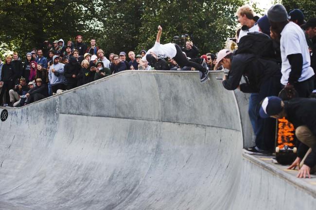 Rune Glifberg, over vert back smith at CPH Open