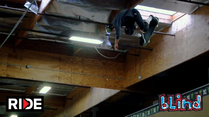 Blind Skateboards – Sam Beckett 'Damn' edit