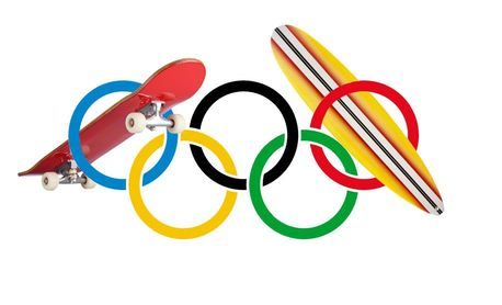 IOC approves skateboard and surf for Olympic Games Tokyo 2020